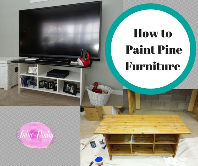 How to Paint PineFurniture